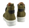 Ilves Sneakers varmfodrad grön