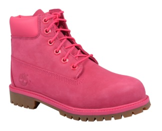 Timberland 6IN Premium Rose Red - 37