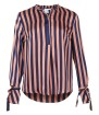 Neo Noir Arizona Broad Stripe Blouse - XL