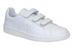 Fred Perry B2009 velcro Sneaker skinn - Storlek 37