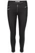 Chica London Vaxade jeans med zip - Storlek M
