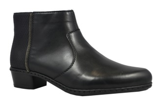 Rieker Boots Skinnimitation varmfodrad - 37