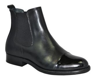 TEN POINTS DIANA BOOTS BLACK - Storlek 37