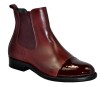 TEN POINTS DIANA BOOTS BORDEAUX - Storlek 39