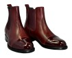 TEN POINTS DIANA BOOTS BORDEAUX