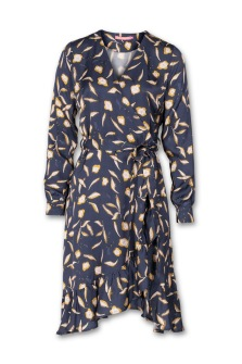 Pernilla Wahlgren Dolce Wrap Dress - S