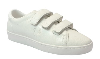 Fred Perry Spencer Premium LTH White - 37