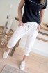 ByPias Bamboo Button Joggers