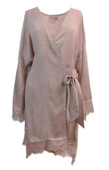 Bypias Luna Kimono Heather Rose - One Size