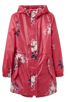Joules Golightly waterproof Rain jacket packaway - 38