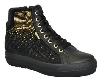 IGI&Co Sneaker med inbyggd kilklack - 35