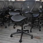 Herman Miller Aeron B Refurbished Begagnade kontorsmöbler (22)