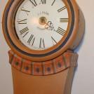 Moraklocka överdel / Mora clock