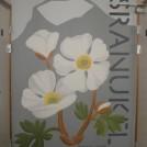 Interiör målning hotell Kebne / Interior painting hotel Kebne