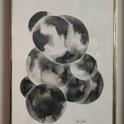 Circles in black and white 1