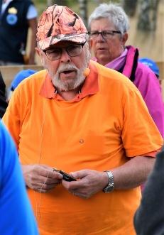 Tävlingsledare var  Ove Johansson.