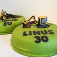 Linus 30år, grävare