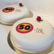 Malin 50år