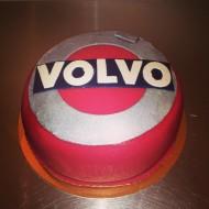 Volvotårta