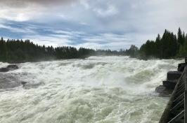 Storforsen Rapids
