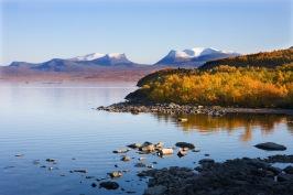 Abisko National Park. Credits: Katja Kristoferson/imagebank.sweden.se