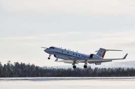 Aeronautics research in Kiruna. Credits: Hans Olof Utsi/imagebank.sweden.se