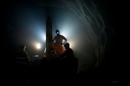 Mining in Kiruna. Credits: Sonia Jansson/imagebank.sweden.se