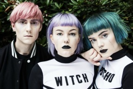 The Magnettes, pop/rock band from Pajala