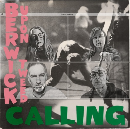 Berwick upon tweed calling, work made by Mats Wikström during the residency