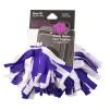 Pom-ID väskidentifikation - Purple White