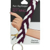 POM Key Keeper - Burgundy White