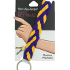 POM Key Keeper - Purple Yellow Gold