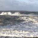 Storm vid Morgonbryggan