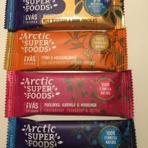 Arctic superfoods 4 olika smaker