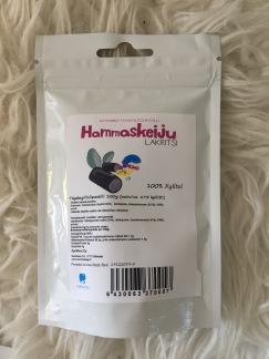 Lakrits helxylitolpastiller 100 g