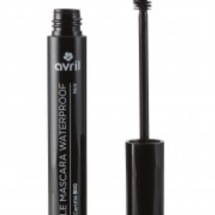 Avril organic mascara waterproof svart