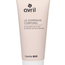 Avril organic body scrub