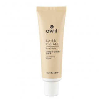Avril organic BB cream claire
