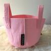 Hemsäck 3 L, rosa