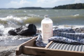500 ml Naturlig tvättättika med puderdoft