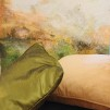 Grå Silklook kuddfodral