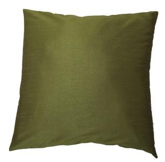 Grön Silklook kudfodral