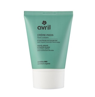 Avril foot cream