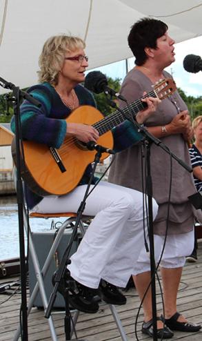 Ingmarie & Ann-Catrine