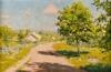 Flicka på landsväg 1912, Bukowskis
