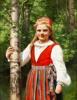 Flicka i folkdräkt 1904, Bukowskis