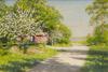 Stuga med fruktträd, Uppsala auktionskammare