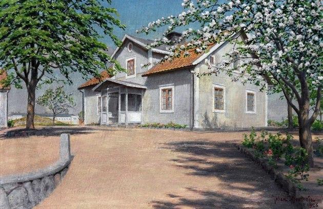 Sandbäcksgatan 5 i Linköping (1926), Uppsala auktionskammare