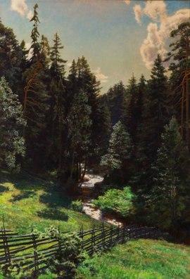 Skogsglänta 1908