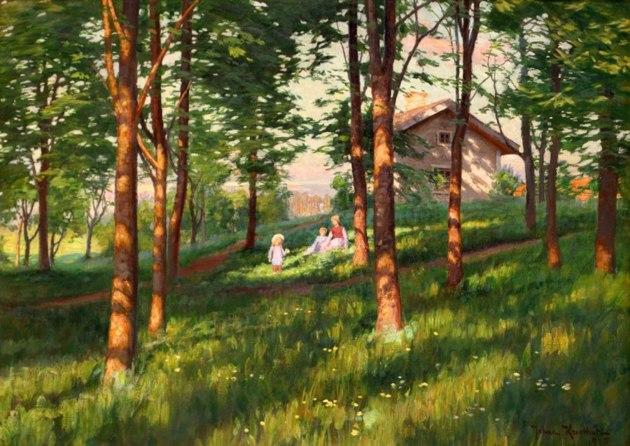 I gröngräset 1905, Bukowskis